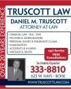 Daniel M Truscott