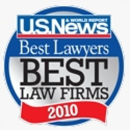 Best Law Firms in America 2010