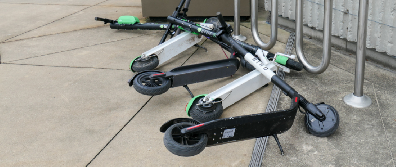 Atlanta's New Laws on Bird Scooters