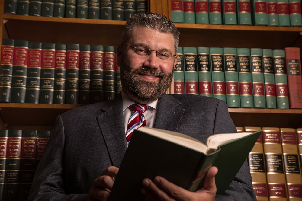 Matthew Robert Arnold Charlotte North Carolina Attorney