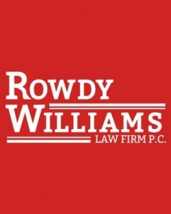 Rowdy G Williams