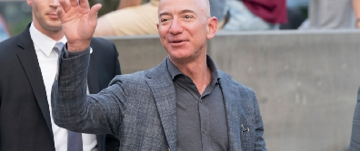 Jeff Bezos Uncontested Divorce
