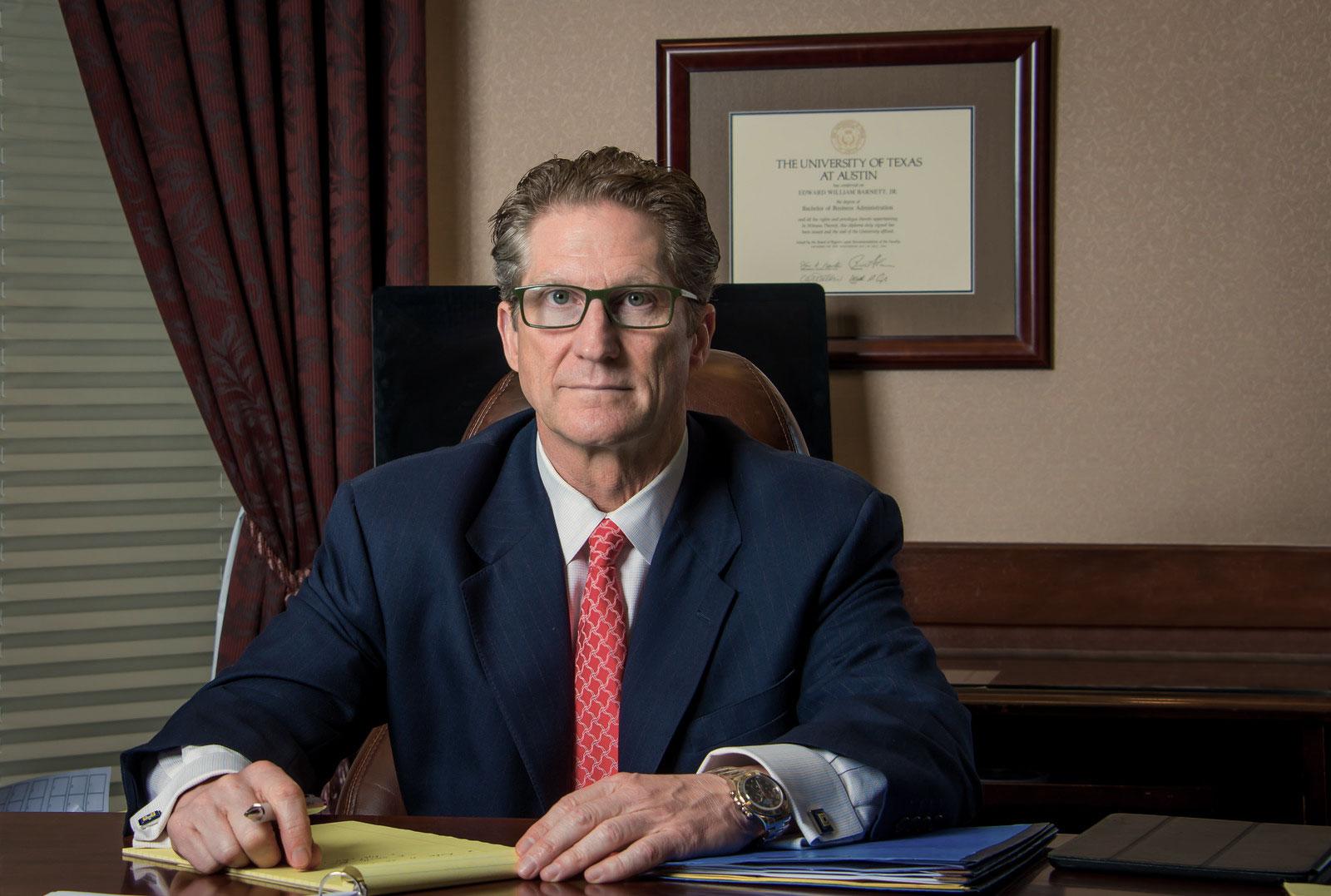 Ned Barnett Houston Texas Attorney On Lawyer Legion