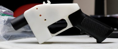 Texas Man Attempts to Circumvent Gun Ban with 3D Printed Gun